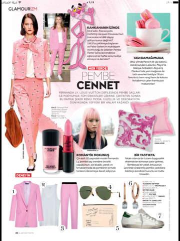 Glamour Türkiye screenshot 10