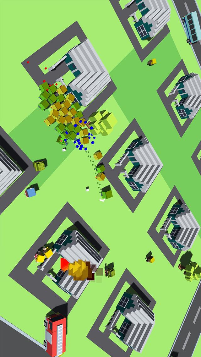 Zombie Island-Devour the city screenshot 4
