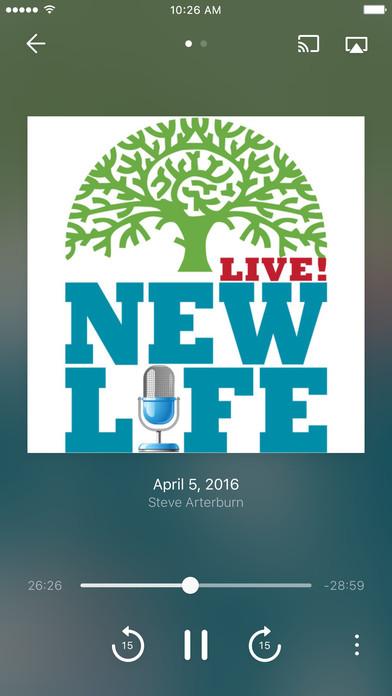 NEW LIFE MINISTRIES APP screenshot 3