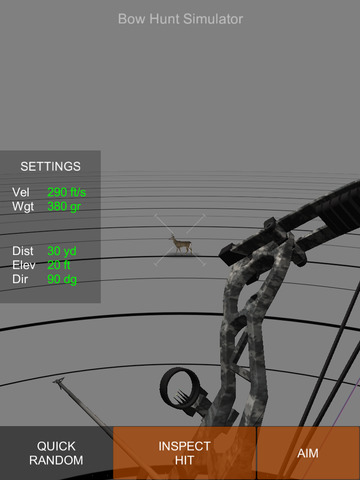 Bow Hunt Simulator screenshot 3