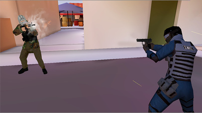 SWAT Shoot out Crime City screenshot 4