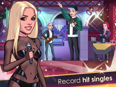 Britney Spears: American Dream screenshot 7
