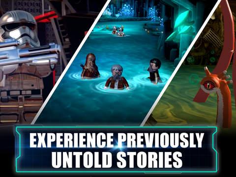 LEGO® Star Wars™: The Force Awakens screenshot 10