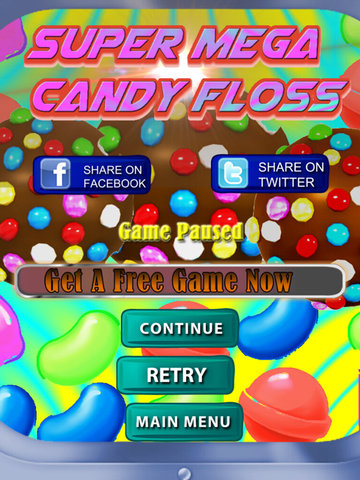 A Super Mega Candy Floss PRO screenshot 6