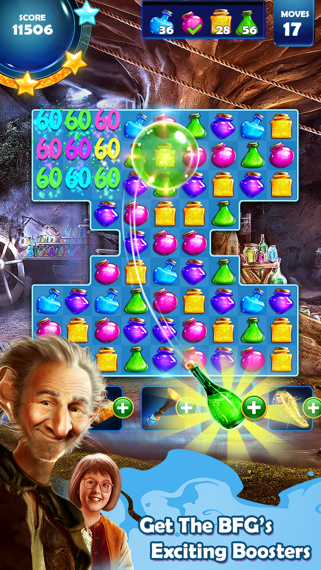 The BFG Game screenshot 4