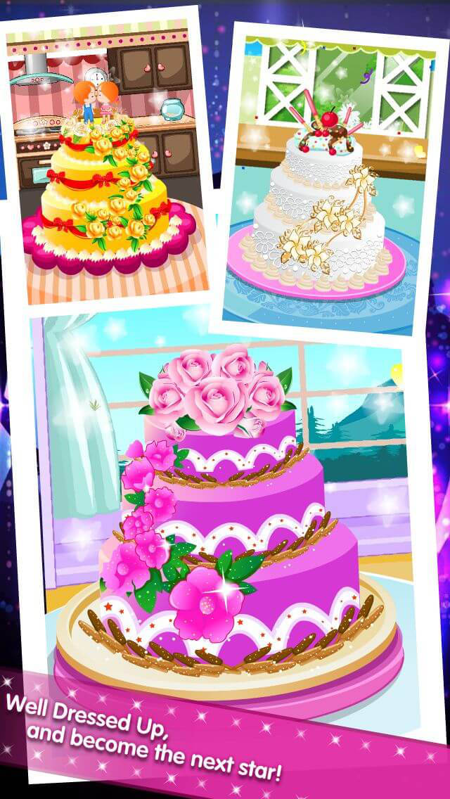 cake decoration games for kids app shopper wedding cake masterchef costumed 11963