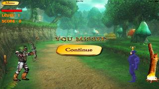 A Solitaire Archer - Revenge Shot Run screenshot 5