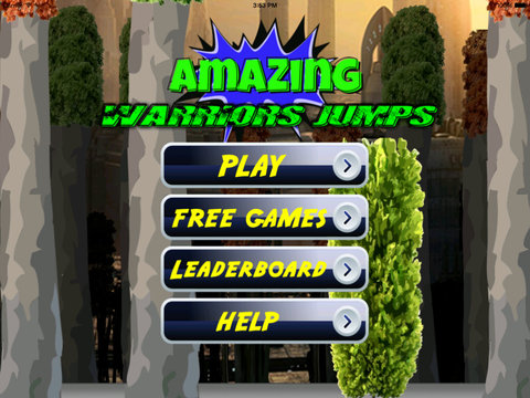 Amazing Warriors Jumps Pro - Awesome Fly And Run Style Games screenshot 6