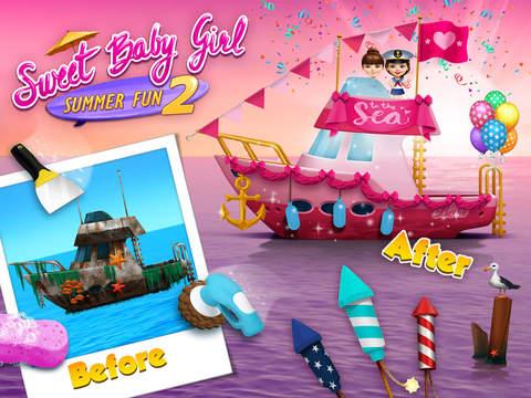 Sweet Baby Girl Summer 2 FULL screenshot 6