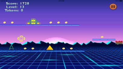 Arcade Wars Dash PRO - Computer Robot Cube Jump screenshot 2
