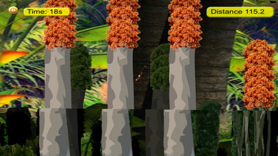 Monsters On Ropes - Swinging Your Monster To The Top And Get To Victory screenshot 3