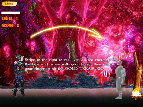 Angel Arrow Blood Pro - Bow and Arrow Game screenshot 8