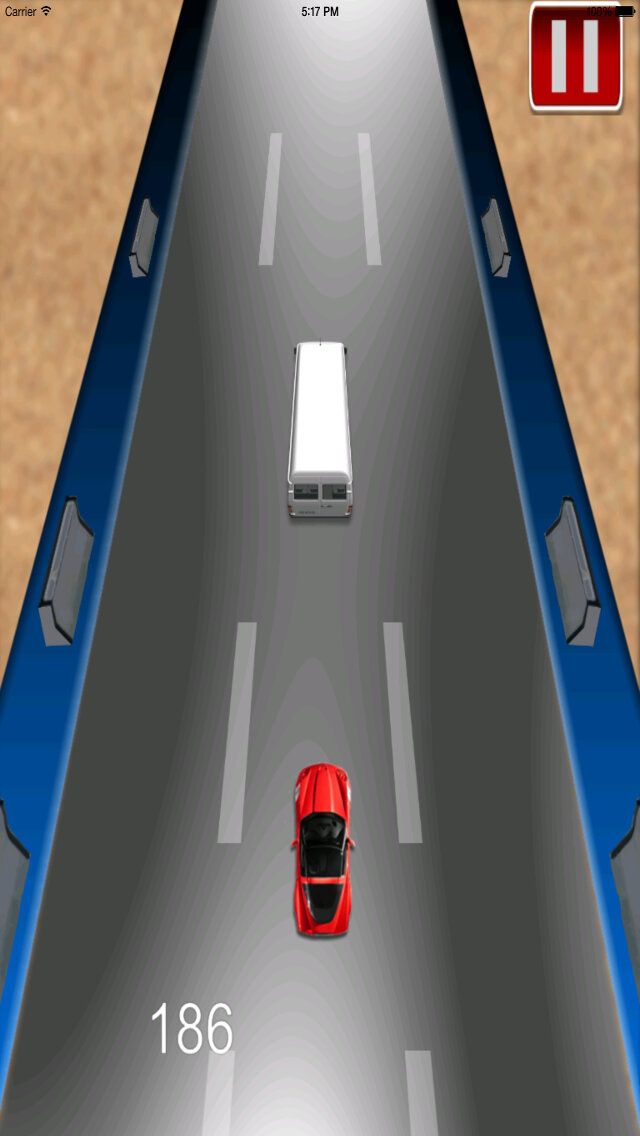 A Highway Extreme For Car - Racing in Zone Car screenshot 2