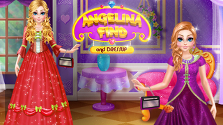 Angelina Find And Dressup screenshot 5