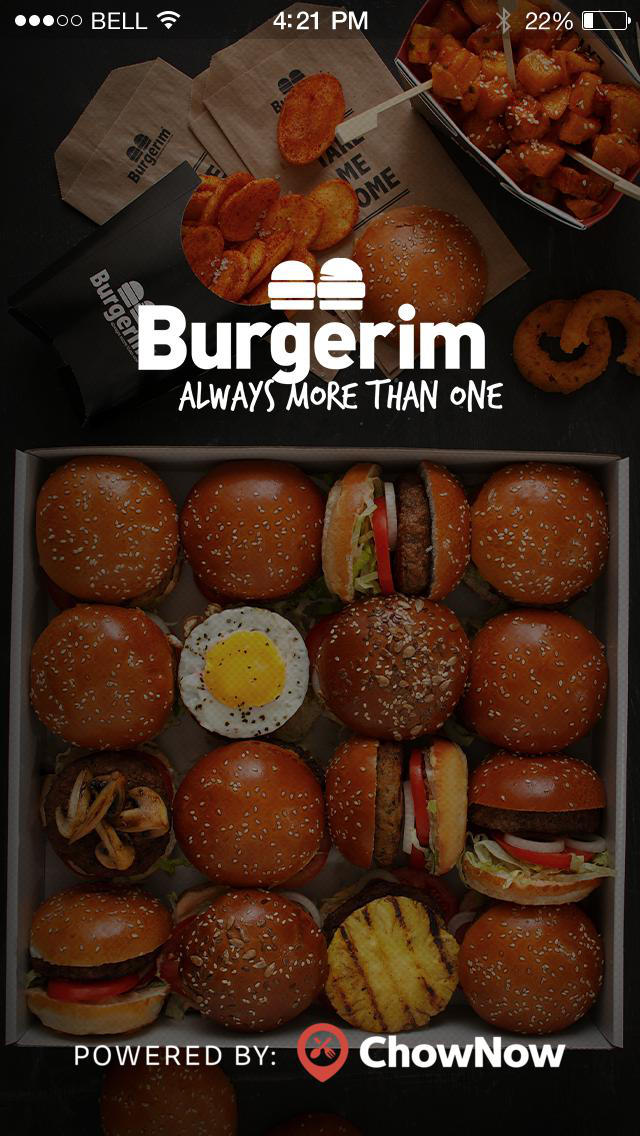 Burgerim To Go screenshot 1