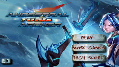 Ancestral Furia Archer - Archery Revenge Champion screenshot 1
