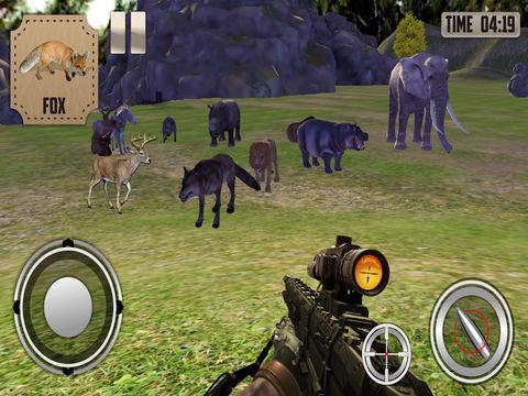 Wild Animal  Hunting screenshot 5