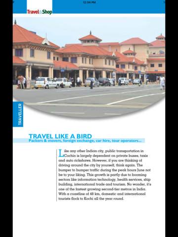 Kochi Travel & Shop Magazine screenshot 7