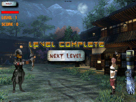 A Samurai Archer Dragon - Best Archer Game screenshot 9