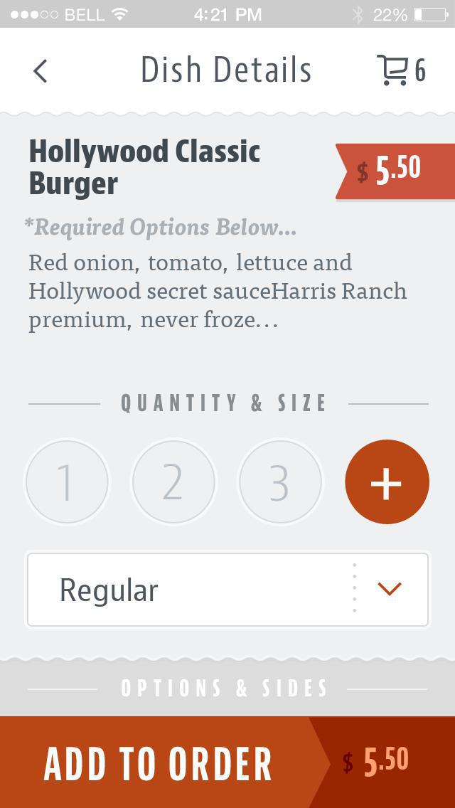 Hollywood Burger screenshot 4