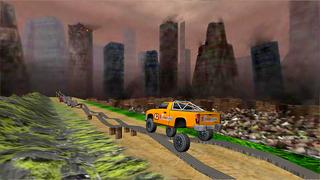 Hill Climb Race: Monster Truck Off Road Racing screenshot 5