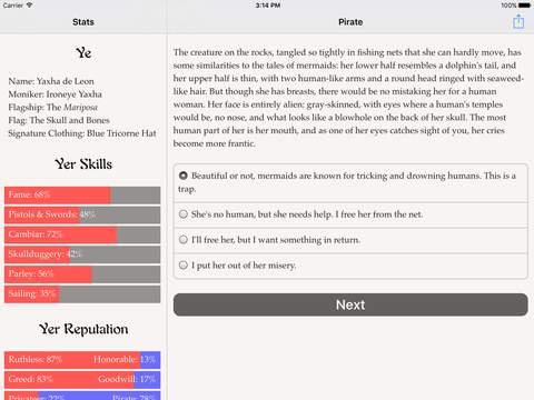 Choice of the Pirate screenshot 7