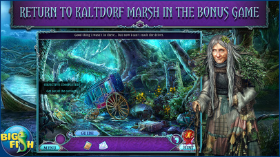 Myths of the World: The Whispering Marsh - A Mystery Hidden Object Game screenshot 4