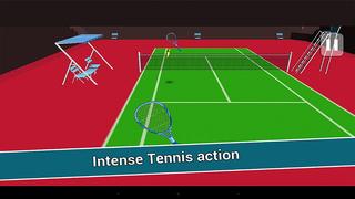 Play Virtual Tennis Champion 3D screenshot 1