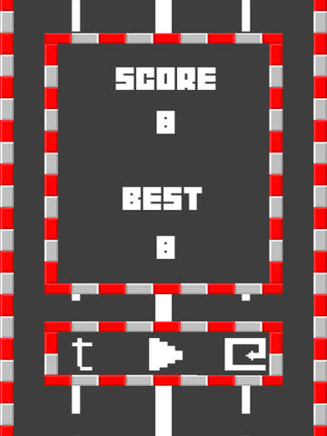 Epic Driver - Flappy Lane screenshot 10