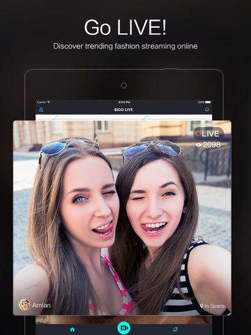 BIGO LIVE-Live Stream, Go Live screenshot 5