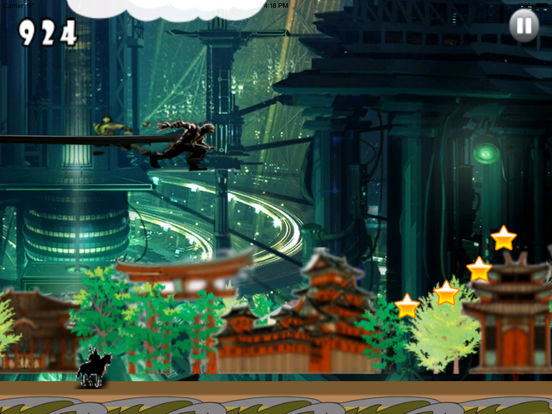Go Hunter Jump PRO - A City In Chase screenshot 6