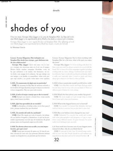 Luxury Avenue(Magazine) screenshot 10