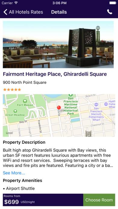 i4sanfrancisco - San Francisco Hotels & Businesses screenshot 2