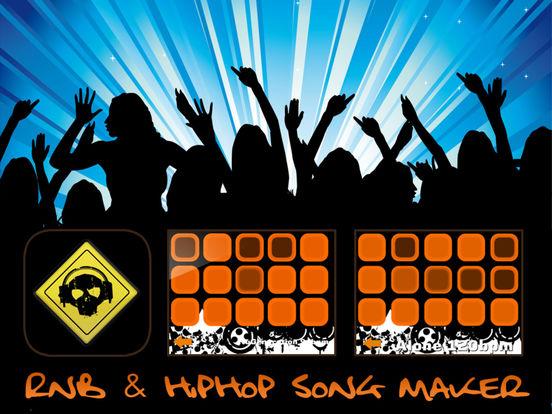 R'n'B and Hip Hop Song Maker (Premium) screenshot 4