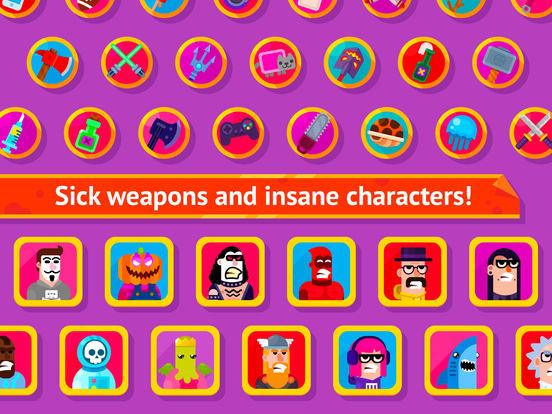 Bowmasters (Ad Free) screenshot 8