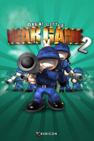 Great Little War Game 2 Free - náhled