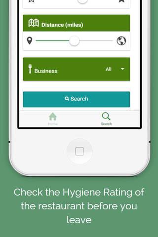 CheckItOut Food Hygiene App - náhled