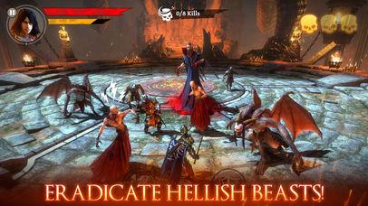 Iron Blade: Medieval RPG screenshot 4