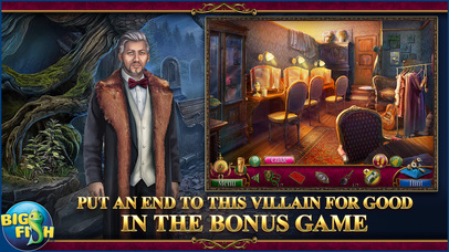 Danse Macabre: Lethal Letters - A Mystery Hidden Object Game (Full) screenshot 4