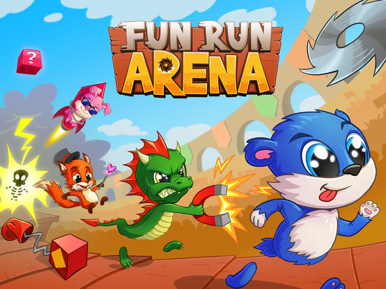 Fun Run 3 - Multiplayer Games screenshot 6