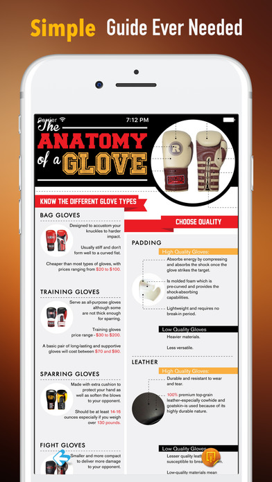 Boxing Guide-Quick Learning Reference and Top News screenshot 2