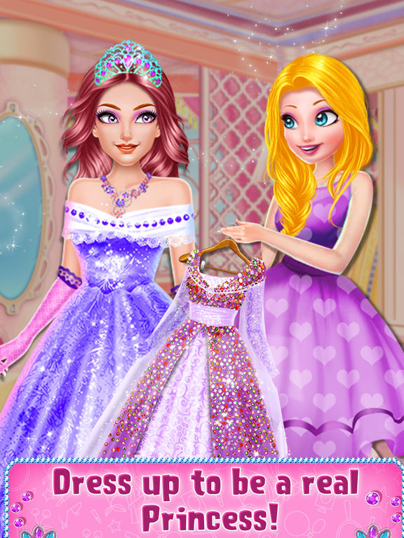 Princess Fashion Doll Makeover screenshot 6