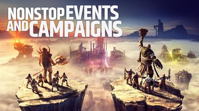 Dawn of Titans: Strategy Game screenshot 3