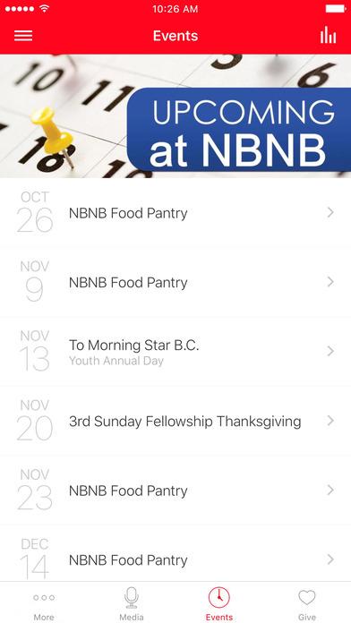 North Bryan New Birth B.C. screenshot 3