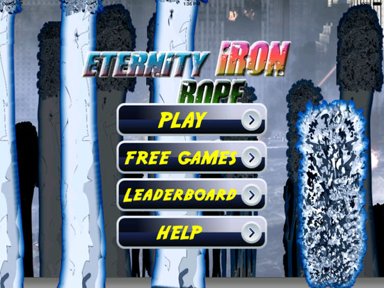Eternity Iron Rope PRO - Real Steel Swing screenshot 6