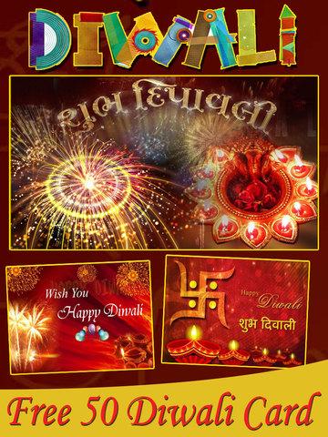 Diwali Greetings Cards - náhled