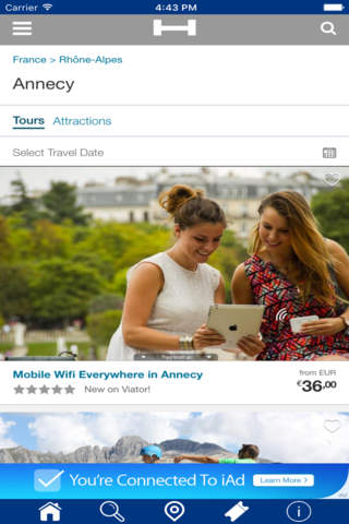Annecy Hotels + Compare and Booking Hotel for Toni - náhled