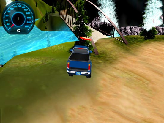New Off-Road Jeep Drive : Top Mountain Hill Driver screenshot 6