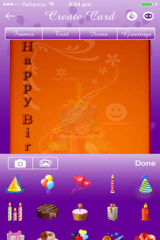 Birthday Cards Free - náhled