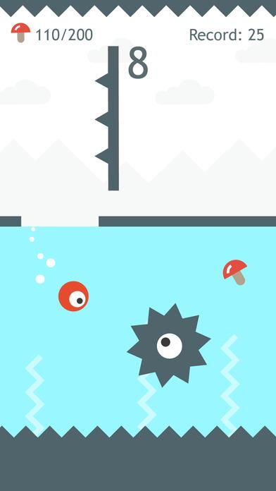 Hop Hop Hop Underwater screenshot 2